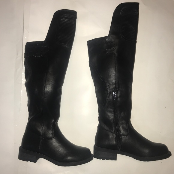 707cca38cf9 Uma Relax-137 knee high boots Qupid in size 6.5